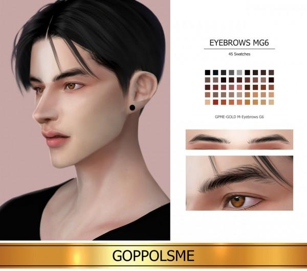GOPPOLS Me: M Eyebrows G6