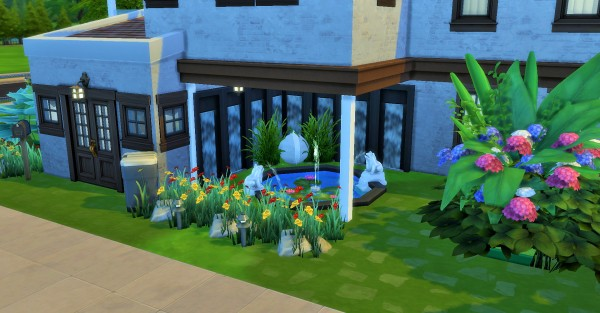 Mod The Sims: Two story home by heikeg