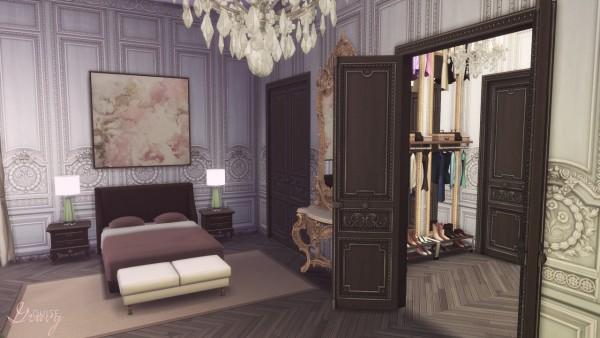 Gravy Sims: Mini Mansion for Judith Ward