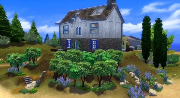 Mod The Sims: Les Lavandes by valbreizh