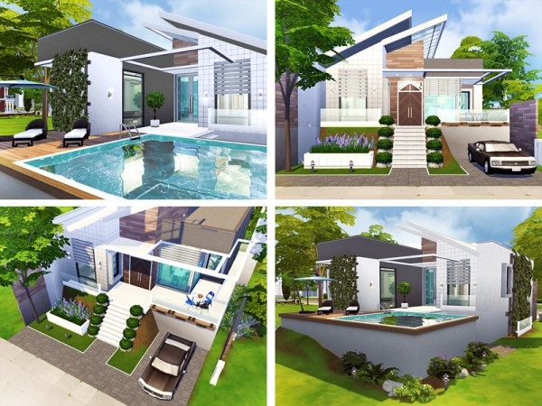 The Sims Resource: Jodie House by Rirann