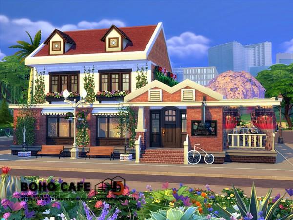 The Sims Resource: Boho Cafe by Danuta720