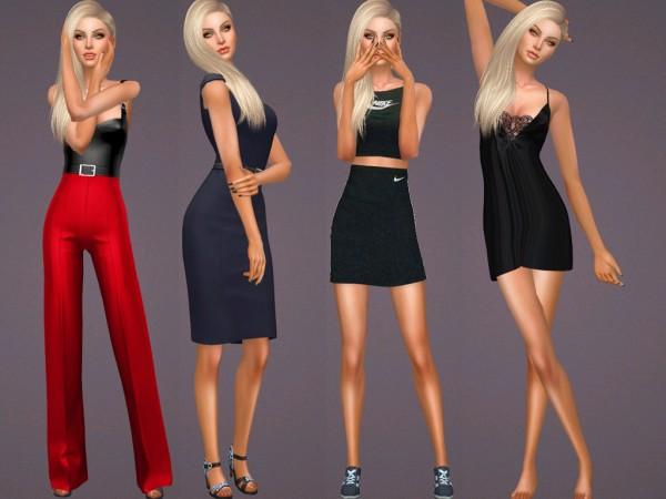 MSQ Sims: Joy Perales
