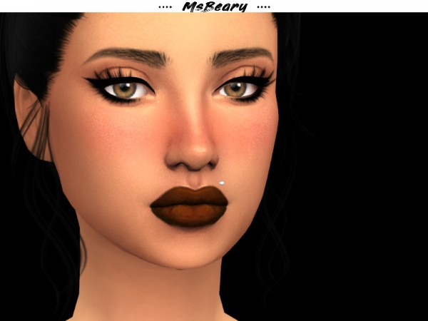The Sims Resource: Luscious Lipstick by MsBeary