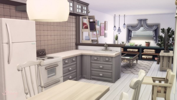 Gravy Sims: Single Mom Apartment