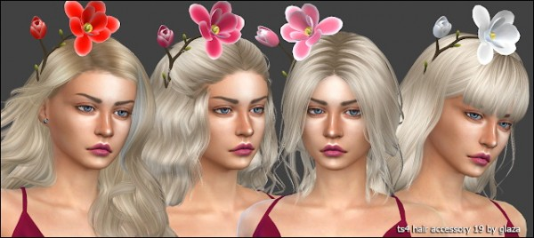 All by Glaza: Hair accessory 19