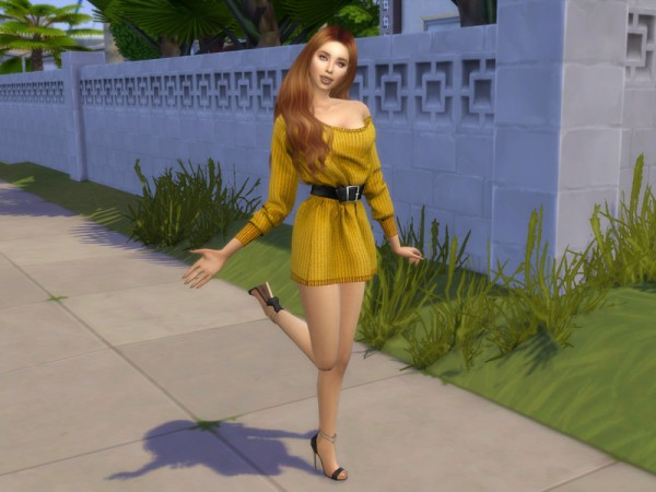 The Sims Resource: Melissa Craft by divaka45