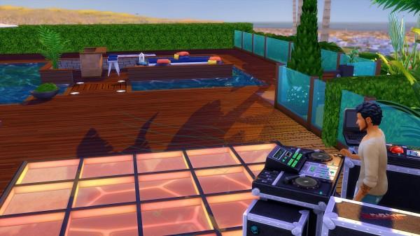 Studio Sims Creation: Sunshine House