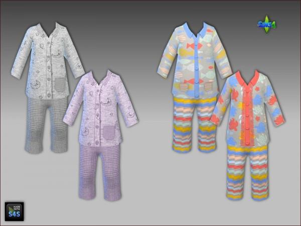 Arte Della Vita: Sleepwear for toddlers