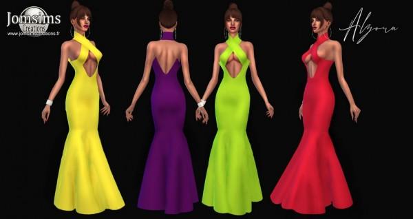 Jom Sims Creations: Alzora dress