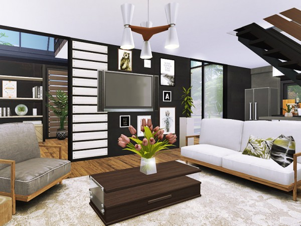 The Sims Resource: Feliks House by Rirann