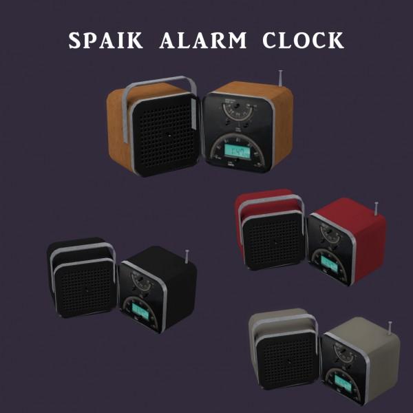 Leo 4 Sims: Alarm Clock