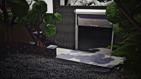 Ideassims4 art: 32 Graffiti House