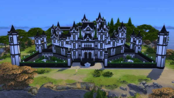 Luniversims: The Gothic castle