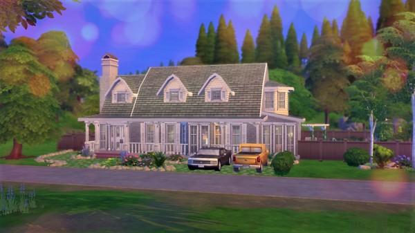 Luniversims: Family farm house