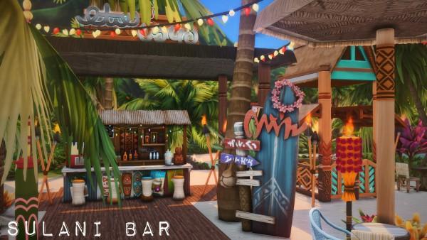 Wiz Creations: Sulani Bar