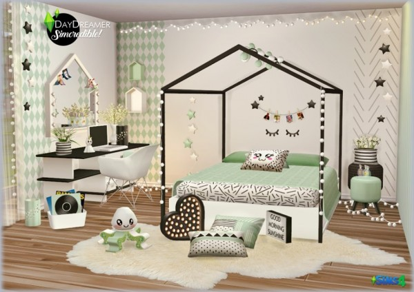 SIMcredible Designs: Day Dream Play Room