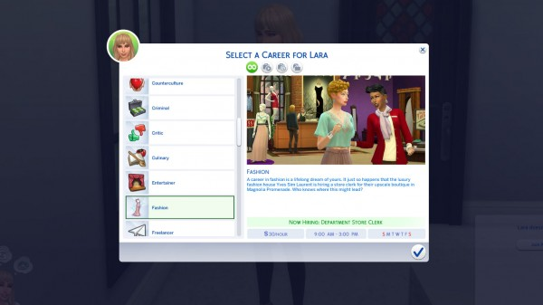 Career Archives • Page 2 of 38 • Sims 4 Downloads
