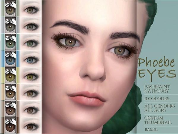 The Sims Resource: Phoebe eyes by BAkalia