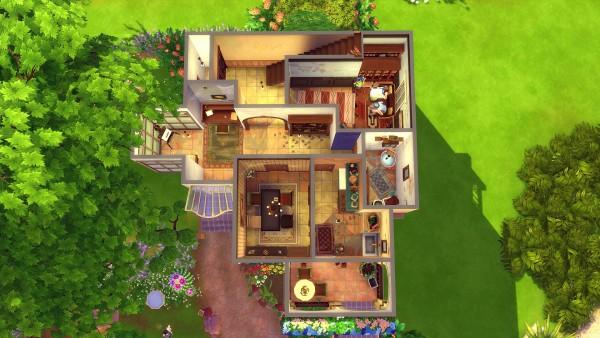 Studio Sims Creation: Bunker House
