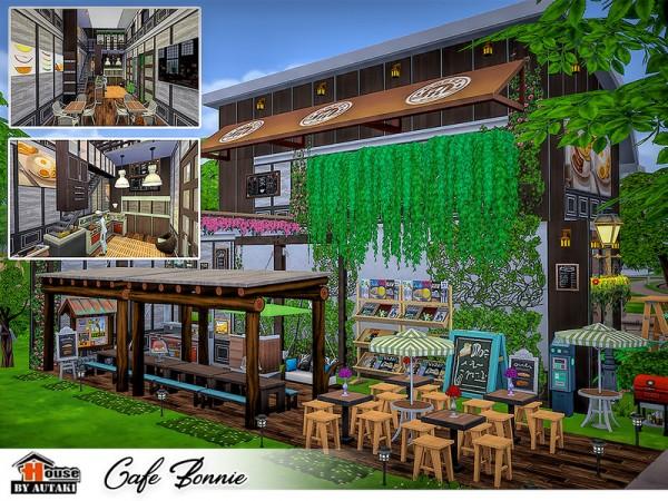 The Sims Resource: Cafe Bonnie by autaki