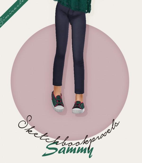 Simiracle: Sammy shoes
