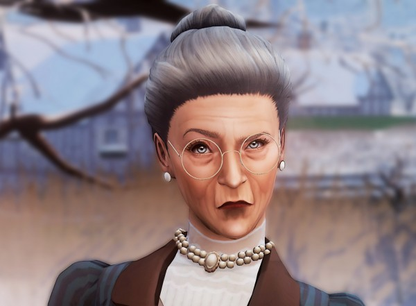 Miss Ruby Bird: Margeau Cadieux