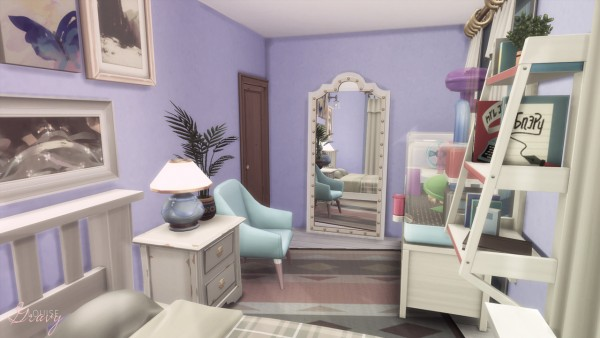 Gravy Sims: Pastel Apartment