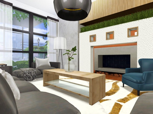 The Sims Resource: Lilien House by Rirann