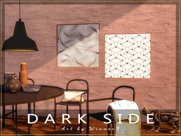 The Sims Resource: Dark side paintings by Winner9