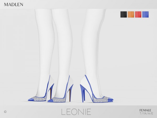 The Sims Resource: Madlen Leonie Shoes by MJ95