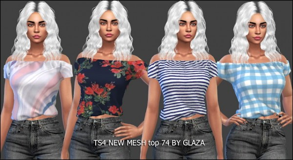 All by Glaza: Top 74