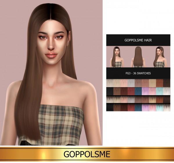 GOPPOLS Me: Hair   FG3