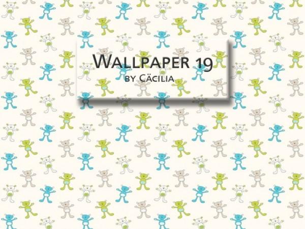 Akisima Sims Blog: Wallpaper 19 by Cacilia