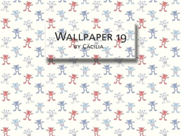Akisima Sims Blog: Wallpaper 19 by Cacilia