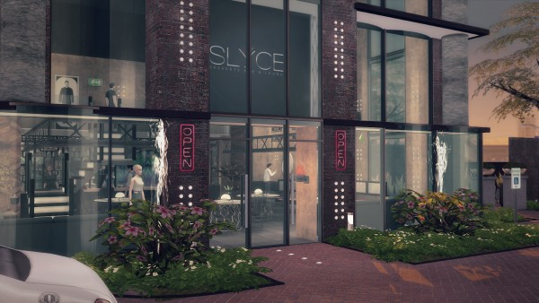 Ideassims4 art: 39 Slice Bar and Lounge