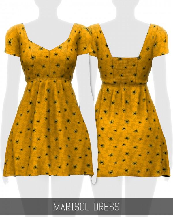Simpliciaty: Marisol Dress