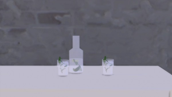 Meinkatz Creations: Ripple Glass Collection by  FERM LIVING