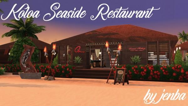 Jenba Sims: Koloa Seaside Restaurant