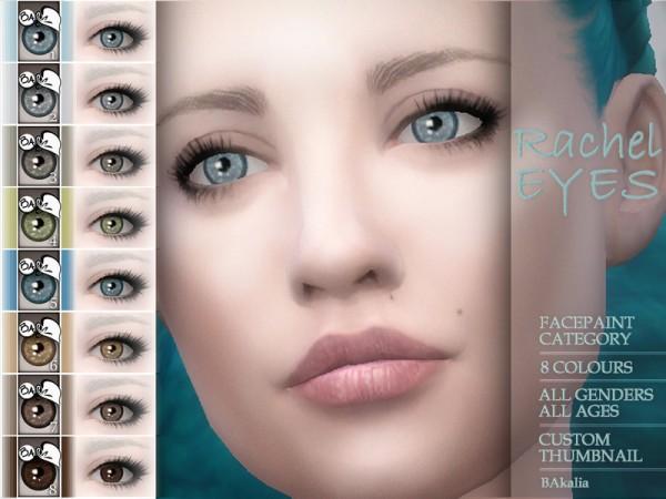 The Sims Resource: Rachel eyes by BAkalia
