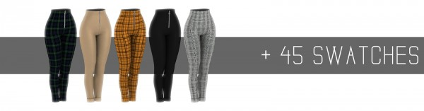 Simpliciaty: Lua Pants