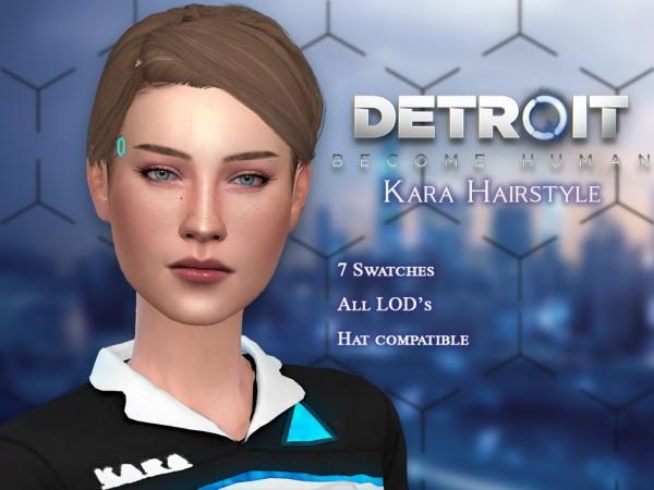 Players Wonderland: Karas Hairstyles