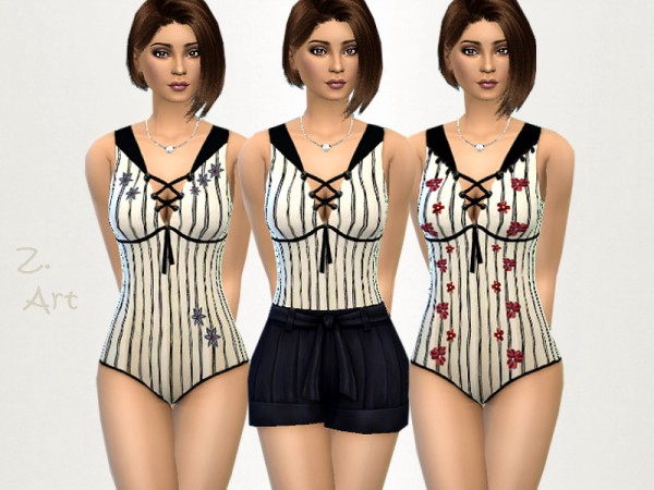 The Sims Resource: Bodyform 03 by Zuckerschnute20