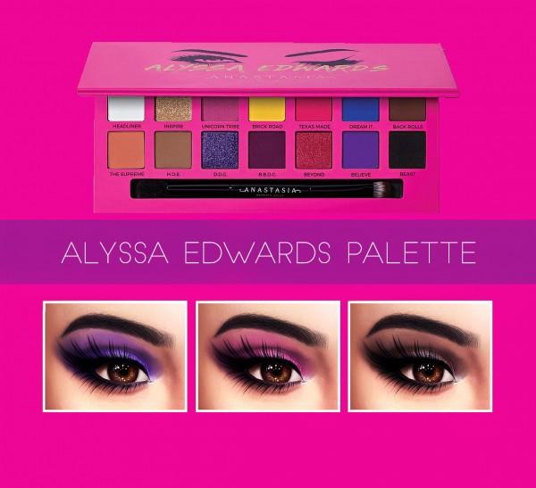 Kenzar Sims: Alyssa palette