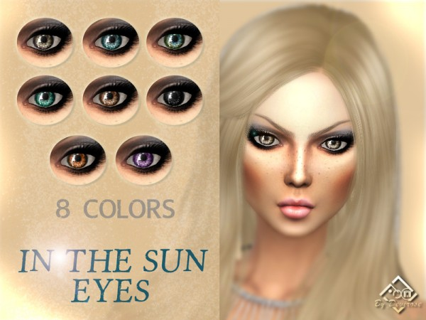 The Sims Resource: In The Sun Eyes by Devirose