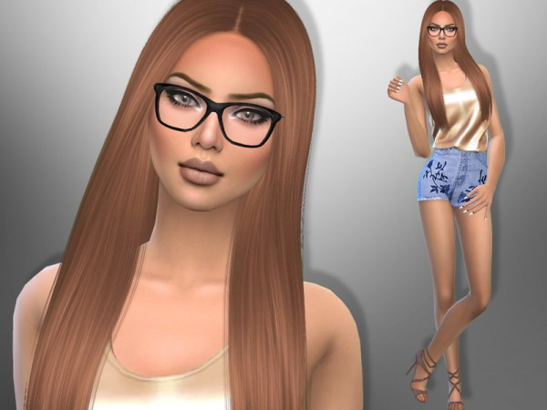 The Sims Resource: Sasha Wise by divaka45