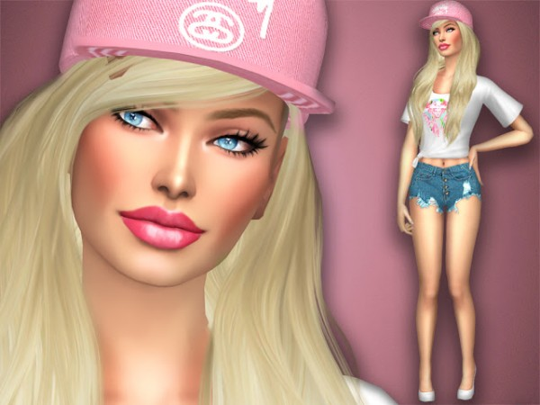 MSQ Sims: Haley Ornelas