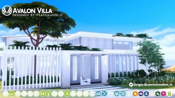 Simsational designs: Avalon Villa   Del Sol Valley Eco Home