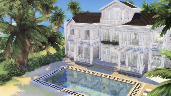 Gravy Sims: Beach Mansion