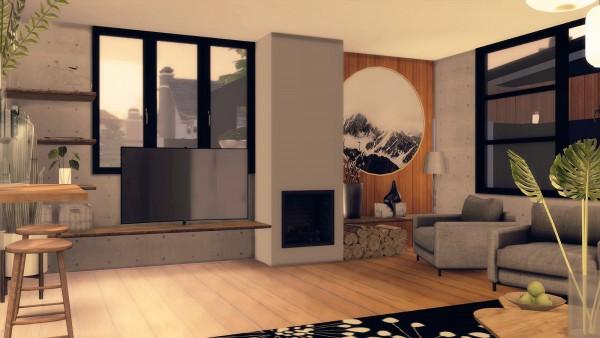 Ideassims4 art: 38 Kingsley House